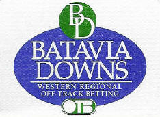 Batavia Downs Logo